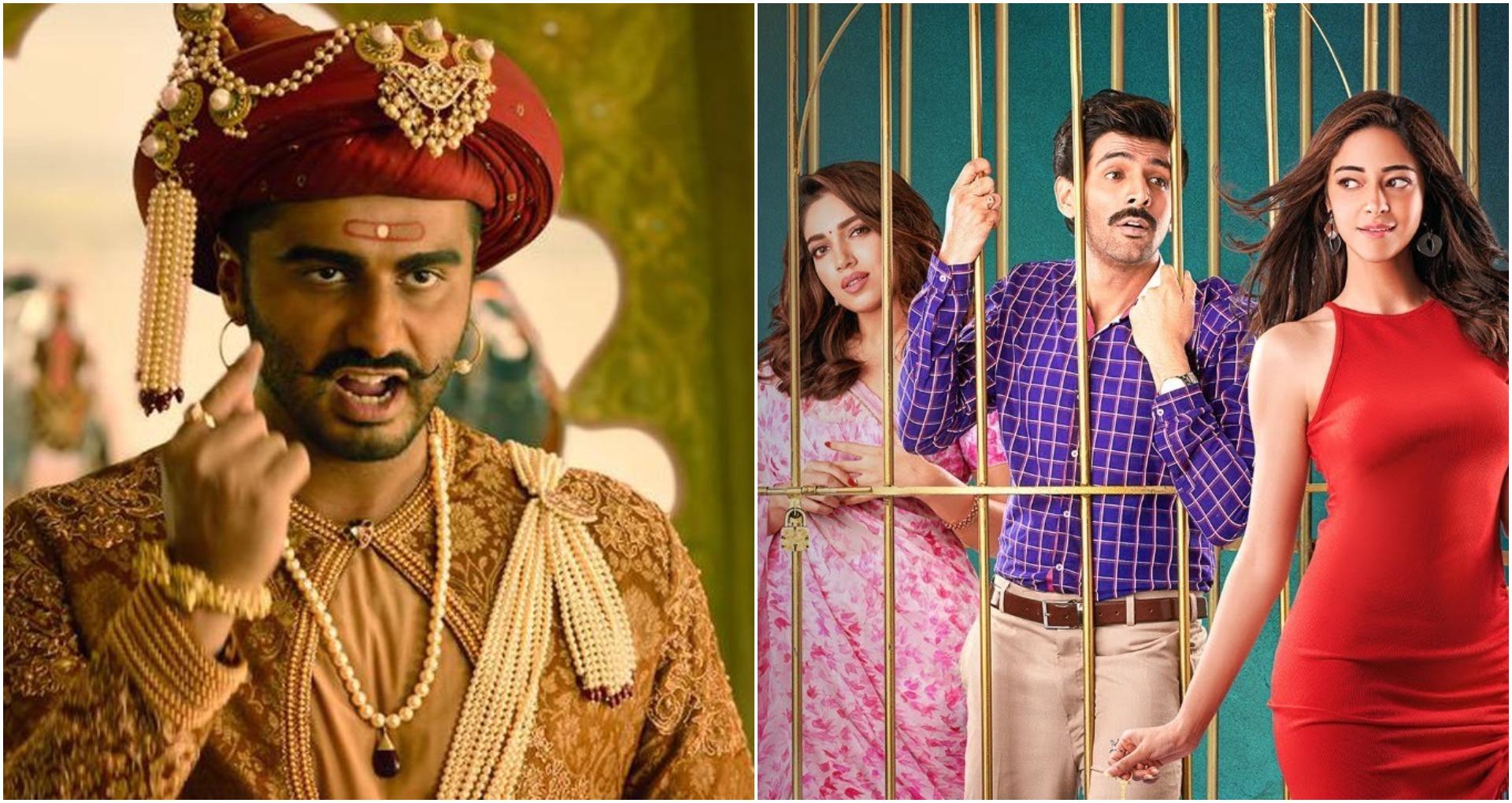 BOX OFFICE CLASH: अर्जुन कपूर की पानीपत या कार्तिक आर्यन की पति पत्नी और वो, कौन करेगा पहले दिन कितनी कमाई?