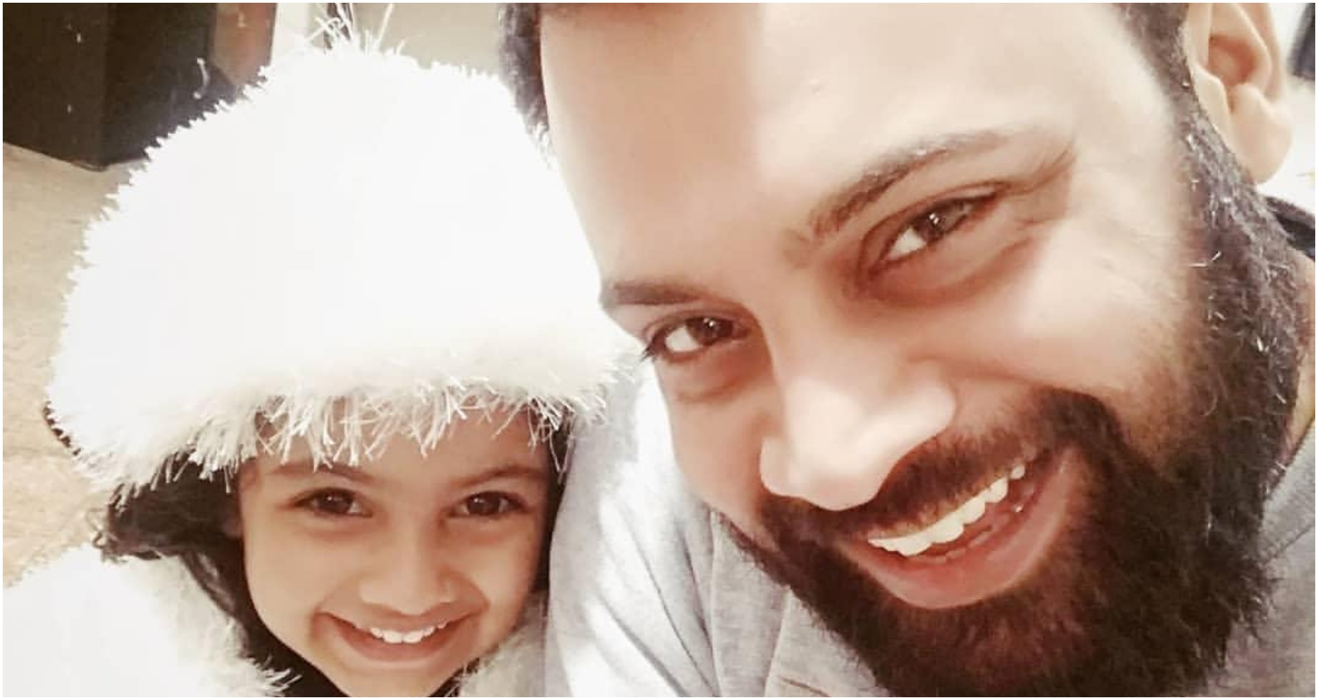 आलोक दीक्षित और उनकी बेटी (फोटो:इंस्टाग्राम)