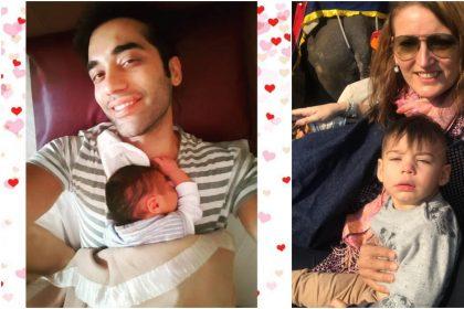 Kushal Panjabi Death: कुशल पंजाबी की पत्नी और उनके बेटे किआन के साथ ख़ास तस्वीरें, जरूर देखें