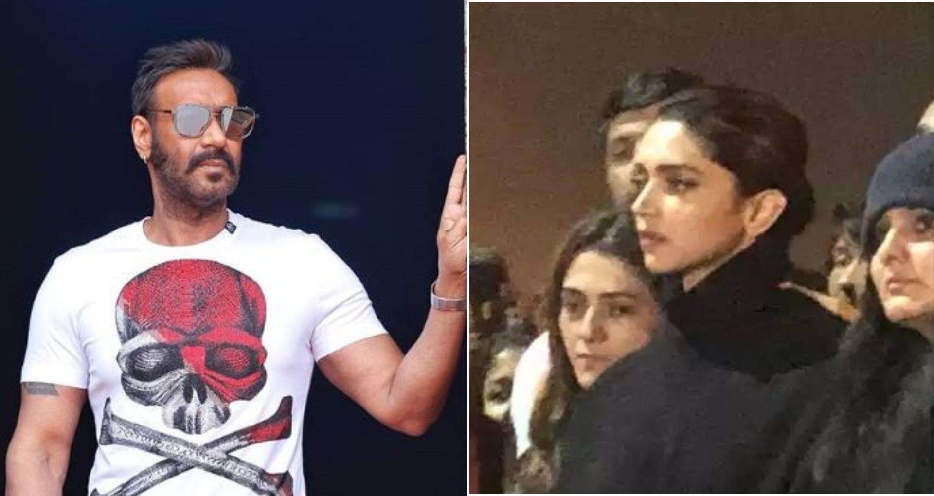 दीपिका पादुकोण के JNU जाने के विवाद पर अजय देवगन ने दी अपनी राय, कहा, 'मेरे पास खुद के लिए समय नहीं है…'