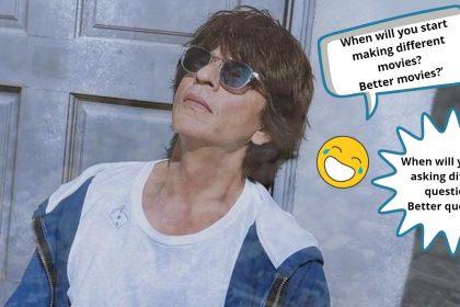 शाहरुख़ खान की हाज़िरजवाबी के कायल हो जाएंगे आप, पढ़िए उनके टॉप 5 स्टेटमेंट्स