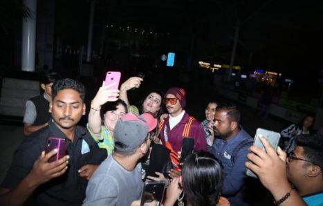 रणवीर सिंह की तस्वीर (फोटो: इंस्टाग्राम)
