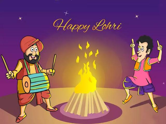 Happy Lohri 2020Wishes, Quotes, Images: लोहरी के शुभ अवसर पर ये मैसेज भेजकर अपनों को दीजिये बधाई