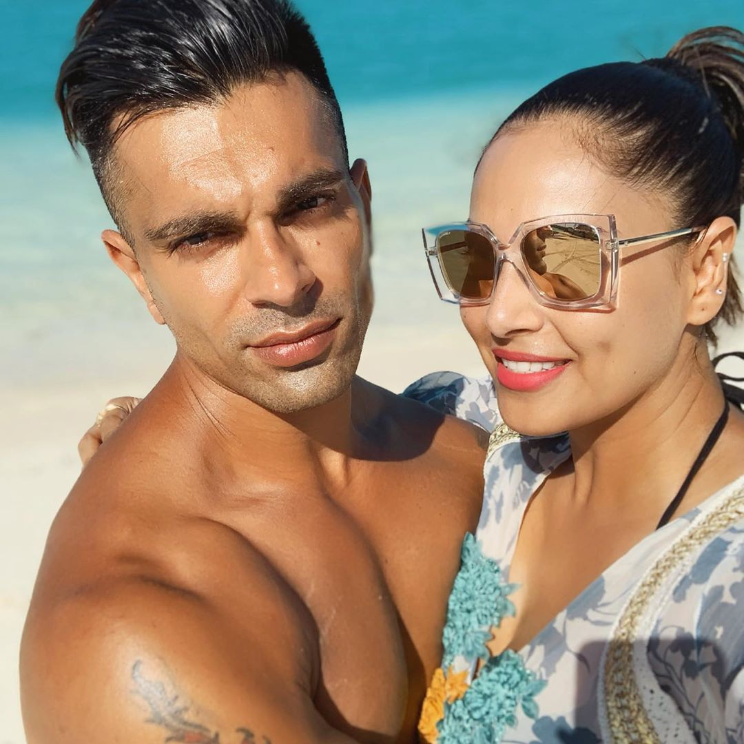 Bipasha and Karan Singh Grover Photos