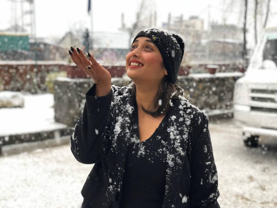 Bhojpuri actress Rani Chatterjee Manali photos