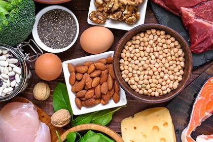 HEALTH PROTEIN: ये 10 प्रोटीन वाली चीज़े आपके शरीर को मजबूत और एक्टिव रख सकती है