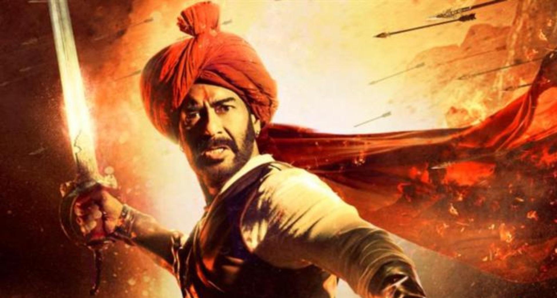 Tanhaji Box Office Collections Day 9: 'तानाजी' बन अजय देवगन बढ़ रहे हैं 200cr क्लब की ओर, जानिये अब तक की कमाई
