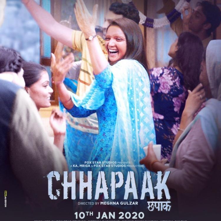 Chhapaak Box Office Collection Day 5: दीपिका की फिल्म 'छपाक' ने 5वें दिन कमाए इतने करोड़