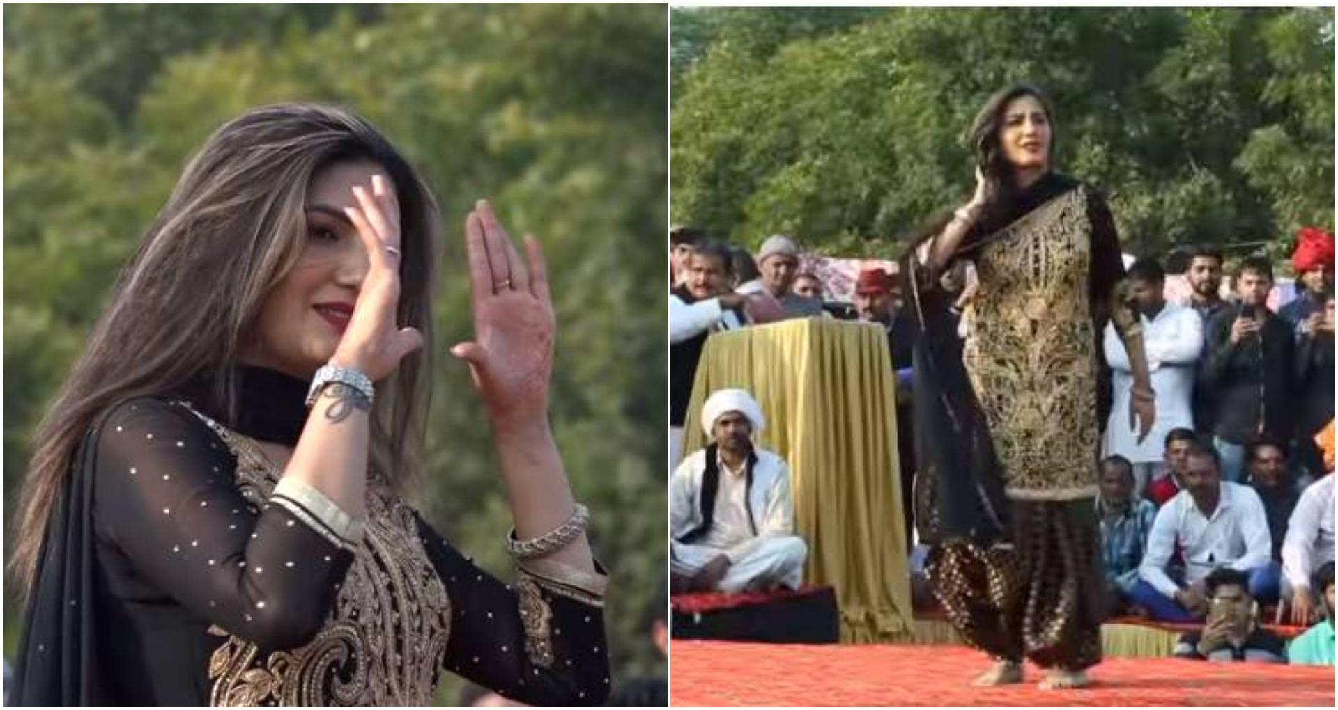 Sapna Choudhary Dance Video: सपना चौधरी ने 'बोल रसीले' पर किया जबरदस्त डांस, लोग हुए दिवाने, देखें वीडियो