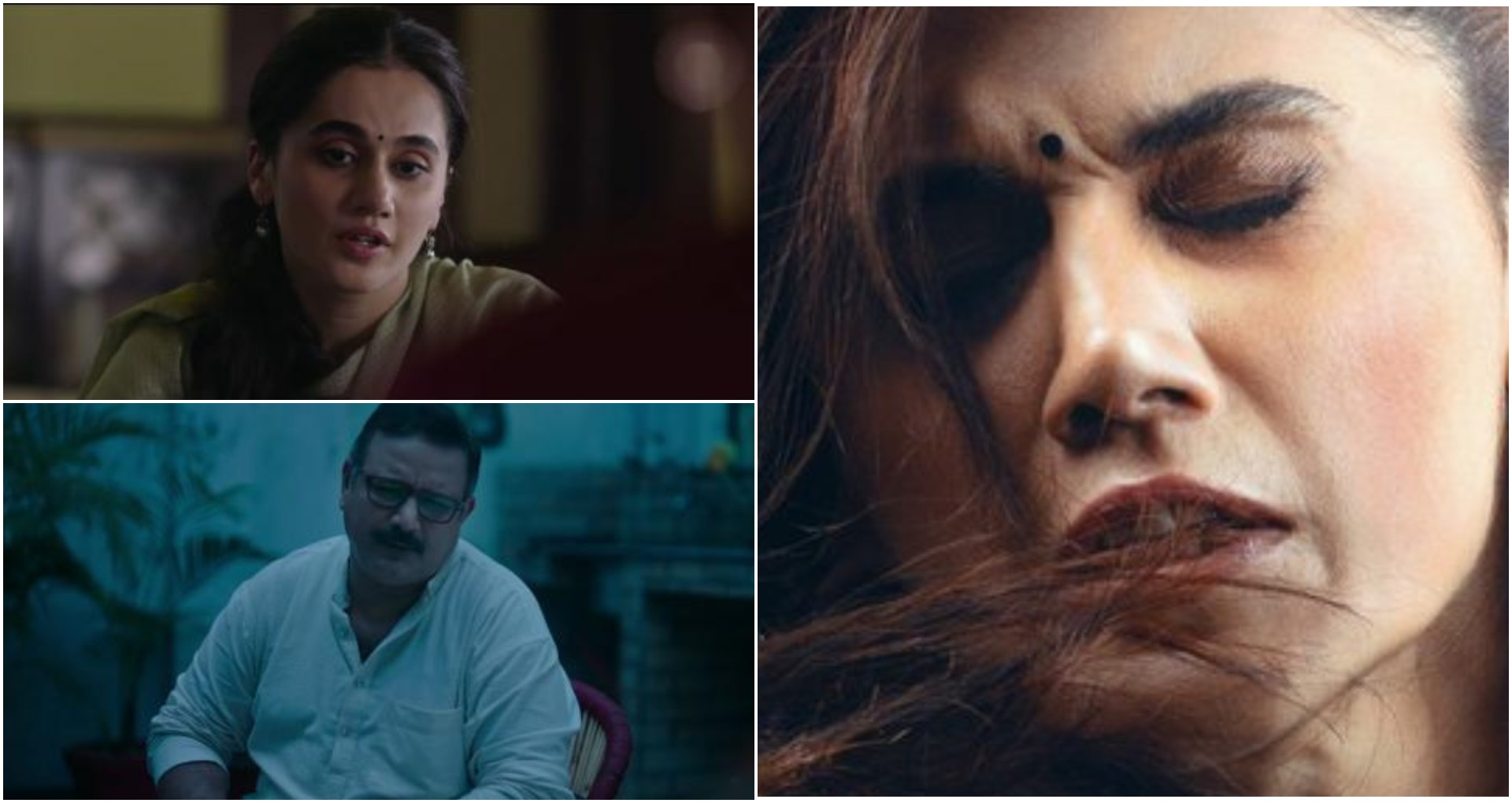 Thappad Box Office Collection Day 1: Taapsee Pannu's film 'Thappad' made a box office debut on day one