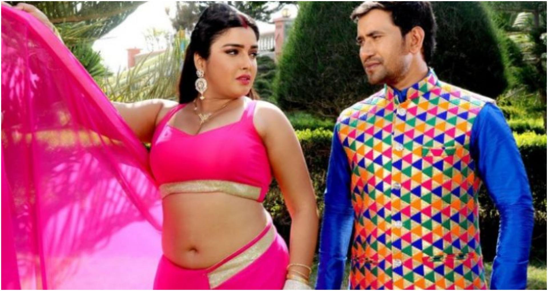 Bhojpuri Song: दिनेश लाल यादव 'निरहुआ' और आम्रपाली दुबे का भोजपुरी गाना 'चोए चोए' हुआ वायरल, देखें वीडियो