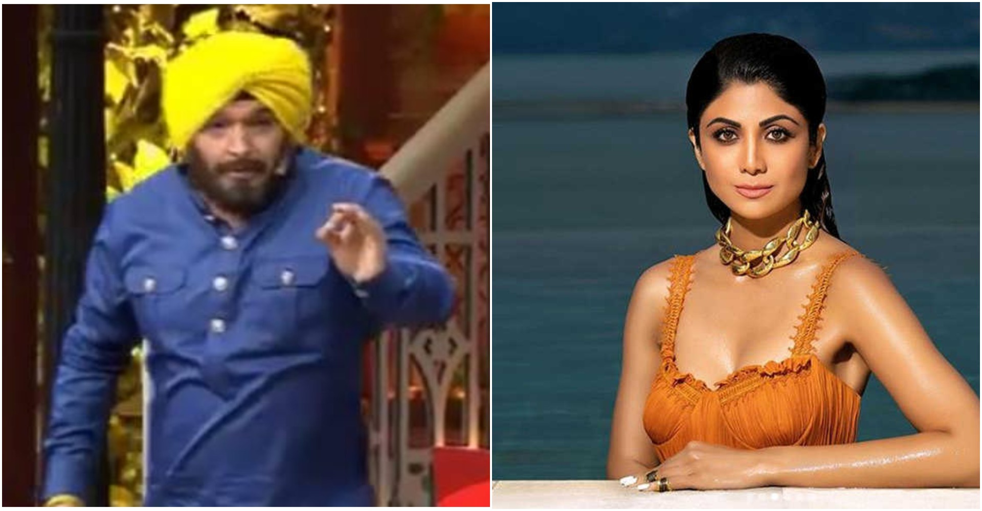 The Kapil Sharma Show: शिल्पा शेट्टी के लिएकपिल बना नवजोत सिंह सिद्धू, अर्चना पर किया तानो कीबरसात