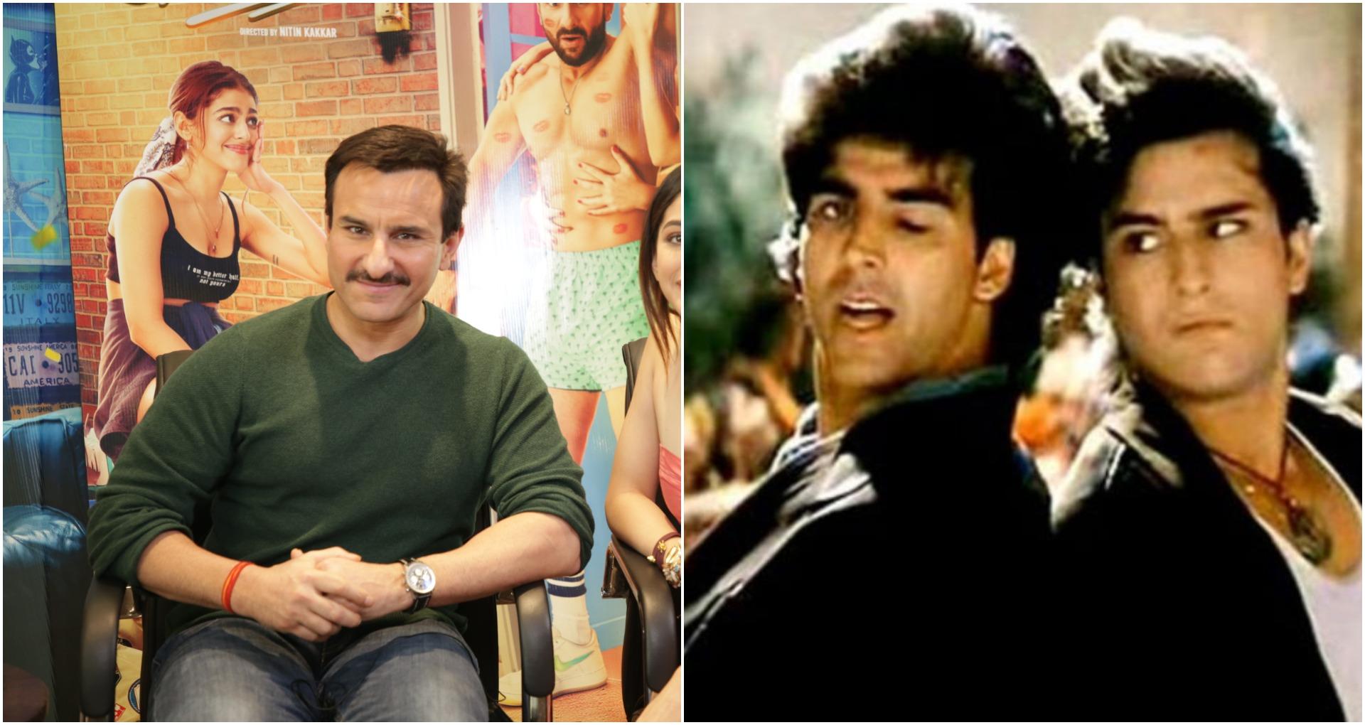 EXCLUSIVE: सैफ अली खान अक्षय कुमार के साथ बना लेते इस सुपरहिट फिल्म की सीक्वल, इस वजह से नहीं बनी ब्लॉकबस्टर
