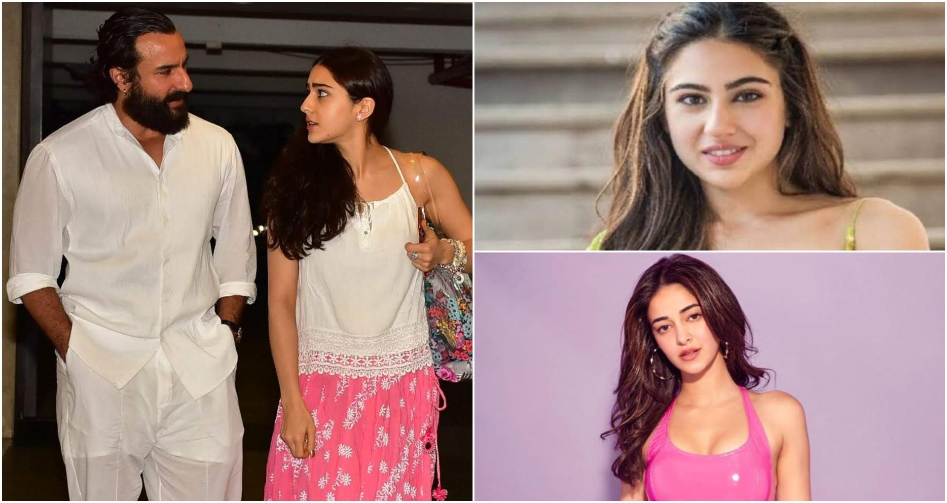 EXCLUSIVE: सारा अली खान, अनन्या पांडेय और जाह्नवी कपूर की तुलना पर सैफ अली खान का हाजिर जवाब, देखें वीडियो