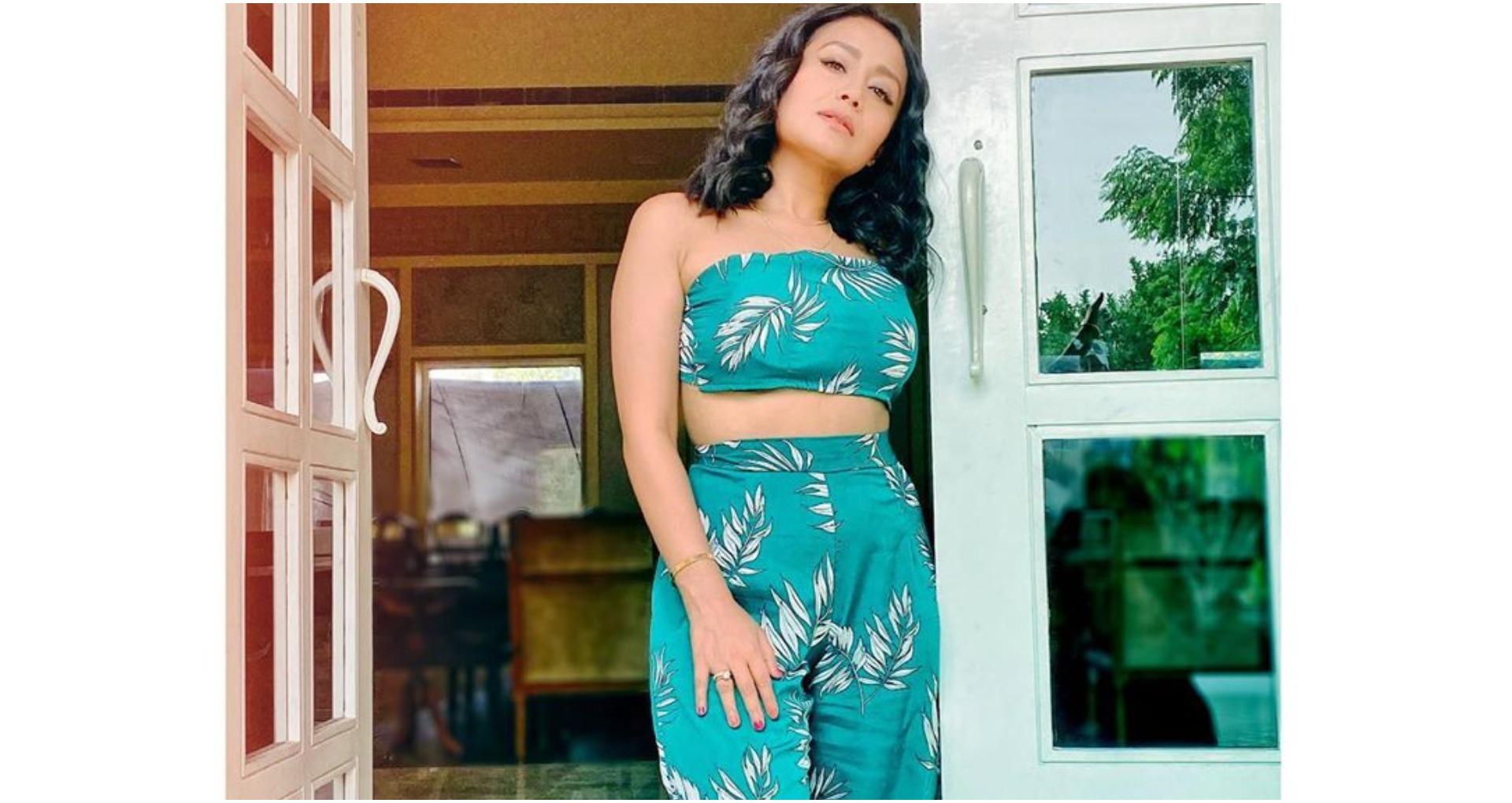 Neha Kakkar TikTok Video: नेहा कक्कड़ की टिकटॉक वीडियो ने मचाया धूम, तेजी से हो रहा है वायरल
