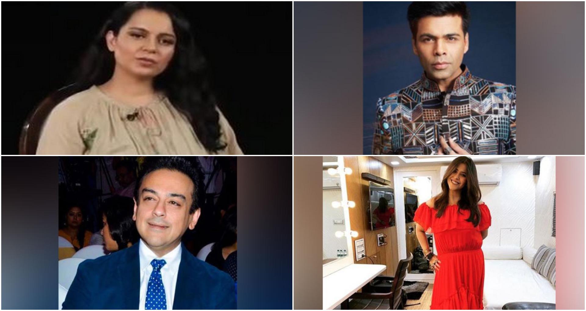 Padma Awards 2020: कंगना रनौत के साथ करण जौहर, अदनान सामी और एकता कपूर भी पद्म श्री से होंगे सम्मानित
