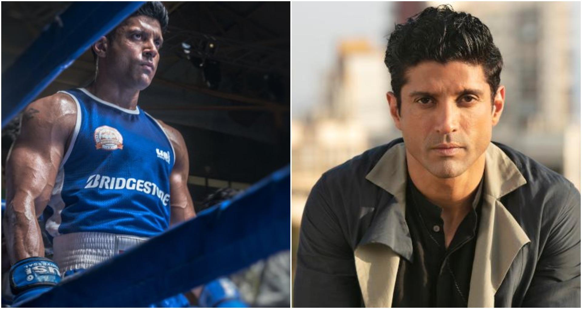 फरहान अख्तर की फिल्म 'तूफान' का दमदार फर्स्ट लुक आया सामने, इस दिन होगी रिलीज