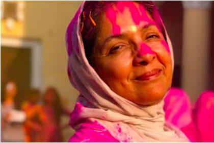 नीना गुप्ता की तस्वीर (फोटो: इंस्टाग्राम)