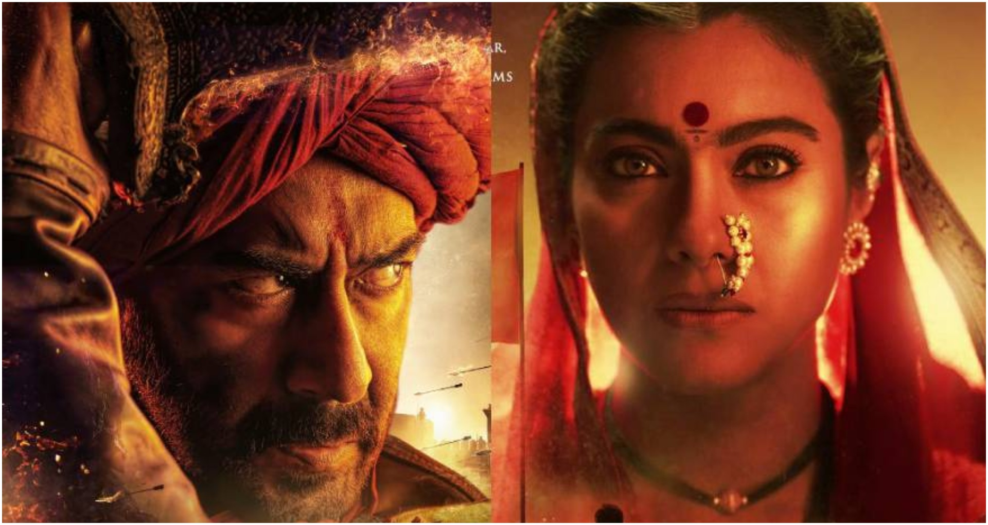 अजय देवगन की फिल्म तानाजी: द अनसंग वॉरियरमहाराष्ट्र में आज से हुई टैक्स फ्री, फैंस नेदिया कुछ ऐसारिएक्शन