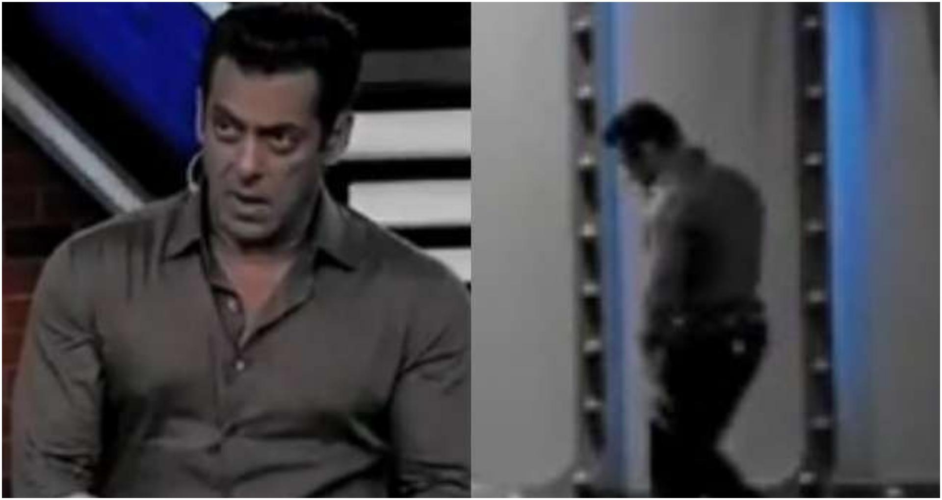 Bigg Boss 13: सलमान खान का गुस्सा पहुंचा सातवें आसमान पर, इस कंटेस्टेंट पर हुए एग्रेसिव, देखें वीडियो