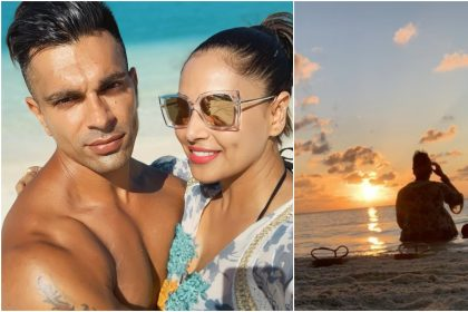 Bipasha and Karan Singh Grover Photos