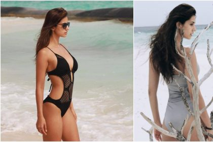 Disha Patani Photos: Disha Patani adorable beach look will make you fall in love with her