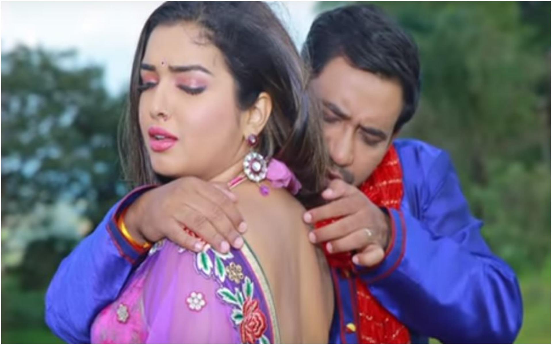 Bhojpuri Song: निरहुआ और आम्रपाली दुबे का भोजपुरी गाना हुआ वायरल, देखें वीडियो
