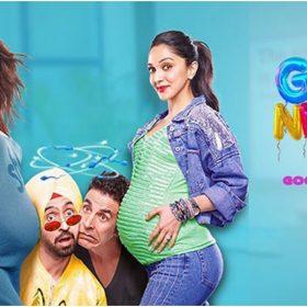 गुड न्यूज़ फिल्म का पोस्टर (फोटो:इंस्टाग्राम)