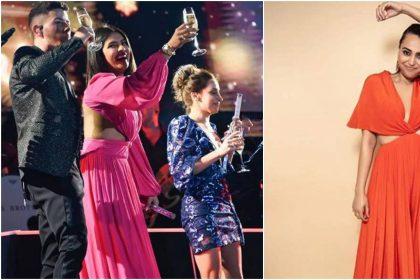 एक्ट्रेस प्रियंका चोपड़ा जोनस ने स्वरा भास्कर के जैसी ड्रेस पहनी,कॉपी कैट?