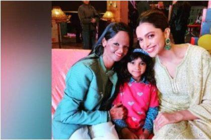 """CHHAPAAK: एक्ट्रेस दीपिका पादुकोण के साथ लक्ष्मी अग्रवाल की बेटी पीहू ने भी देखी फिल्म """"छपाक"""""""