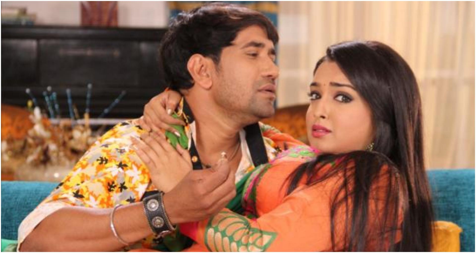 Anjor Kare India Mein Bhojpuri Song: निरहुआ-आम्रपाली दुबे की जोड़ी का फिर चला जादू, गाना हो रहा है वायरल