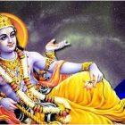 भगवान विष्णु जी की तस्वीर