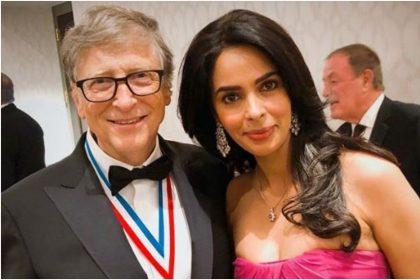 PHOTOS: अमेरिका में बिल गेट्स के साथ दिखीं मल्लिका शेरावत, तस्वीर सोशल मीडिया पर हुई वायरल