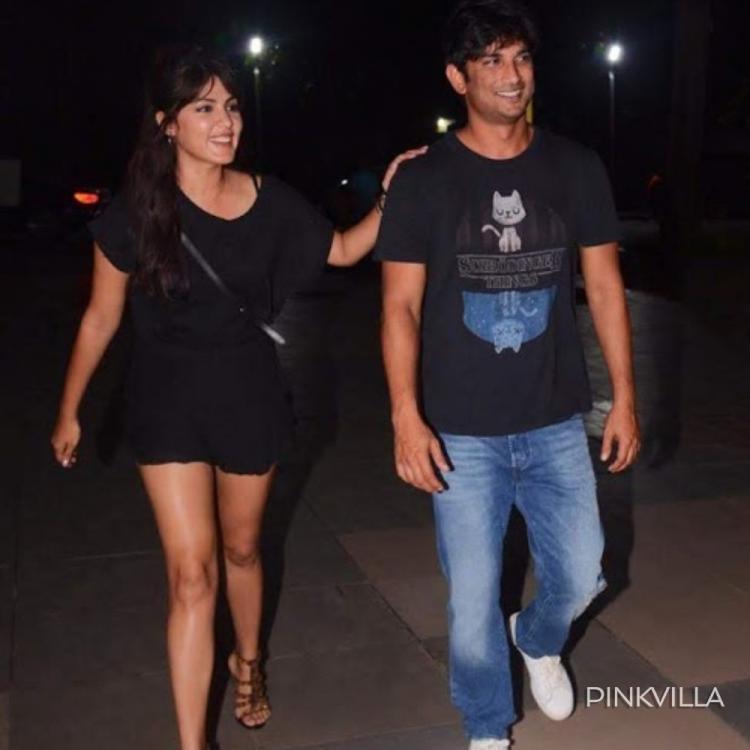रिया और सुशांत को अक्सर रेस्तरां, एयरपोर्ट, कैफे, जिम या एक-दूसरे के घर केबाहर एक साथ आते जाते हुए देखा जाता है।