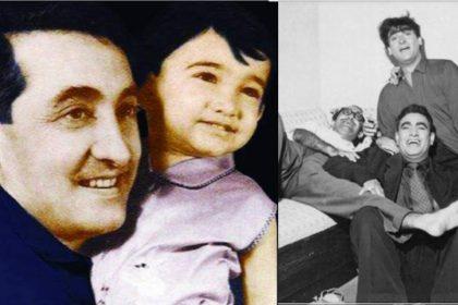 आमिर खान ने शेयर की पिता ताहिर हुसैन की थ्रोबैक तस्वीर, ये तस्वीरें आपने पहले कभी नहीं देखी होंगी