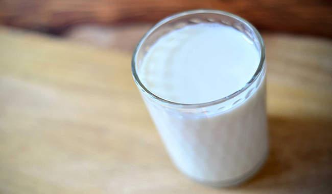 दूध आधारित पेय पदार्थ