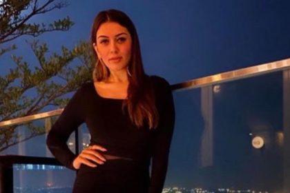 Hansika Motwani: काले कपड़ो में एक्ट्रेस हंसिका मोटवानी लगती है जान लेवा जिसे देखकर कोई भी हो जाएगा दीवाना
