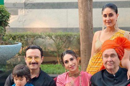 Armaan and Anissa Wedding: Karisma Kapoor shares family photo