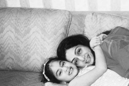 Sridevi's 2nd death anniversary: श्रीदेवी की दूसरी पुण्यतिथि पर, जान्हवी कपूर ने शेयर की बचपन की तस्वीर