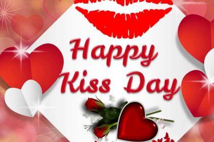 Happy Kiss Day 2020: किस डे के मौके पर अपने लव पार्टनर को भेजें ये खूबसूरत शायरी, संदेश और तस्वीरें