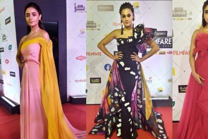 Filmfare Awards 2020: रेड कारपेट पर पहुंची आलिया भट्ट, तापसी पन्नू और भूमि पेडनेकर समेत ये अभिनेत्रियां