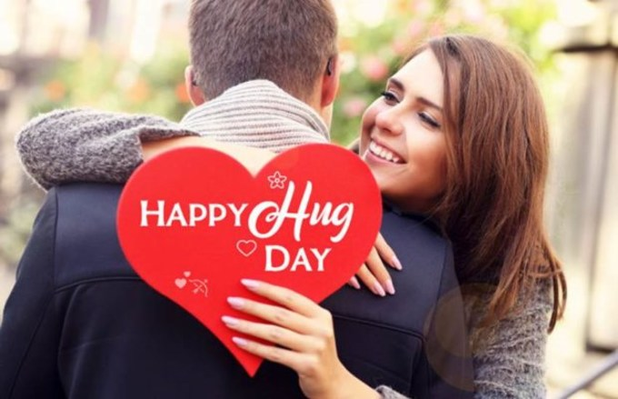Happy Hug Day 2020 Wishes Images, Cards