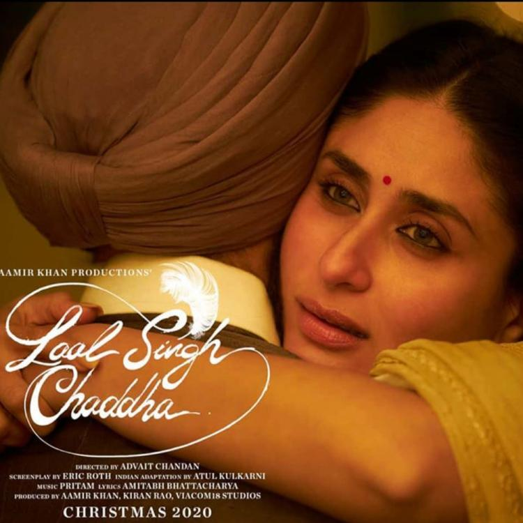 Lal Singh Chaddha: आमिर खान को गले लगाते हुए करीना कपूर खान की आँखों में दिखी अजीब सी कश्मकश, देखे पोस्टर