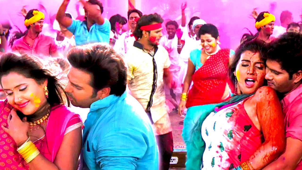 Bhojpuri Holi Song 2020: खेसारी लाल यादव और पवन सिंह ने इस होली गाने पर मचाया धमाल, देखें वीडियो
