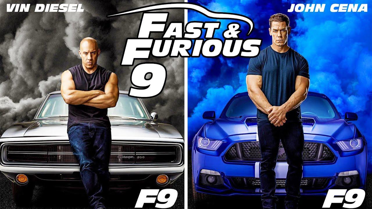 Fast and Furious 9: फिल्म में दिखेगा WWE स्टार जॉन सीना का खतरनाक अंदाज, ट्रेलर हुआ रिलीज