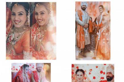 Kamya Panjabi और Shalabh Dang बंध गए शादी के पवित्र बंधन में, शादी के रश्मों की खास तस्वीरें आयी सामने