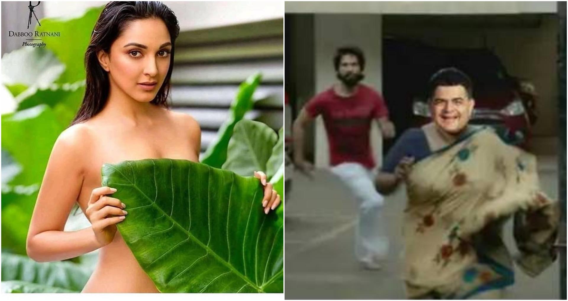 Dabboo Ratnani Calender 2020: दब्बू रत्नानी के कैलेंडर के लिए कियारा अडवाणी हुई टॉपलेस, ट्रोलर ने बनाये Memes