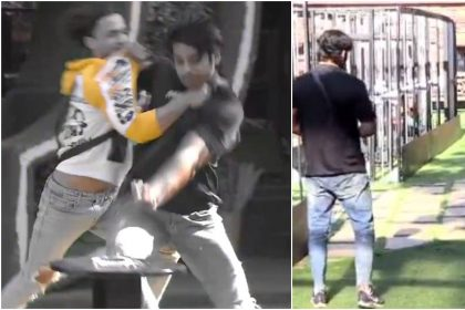 Bigg Boss 13: Sidharth Shukla and Asim Riaz fight during task, Rashmi Desai call bigg boss game unfair