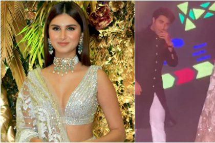 Tara Sutaria and Adar Jain dance on Dil Lootiya song went viral on social media