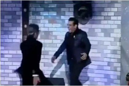 Bigg Boss 13 Finale: बिग बॉस में आ पहुंचे 'अमिताभ बच्चन', सलमान खान संग मचाई धूम, देखें वीडियो